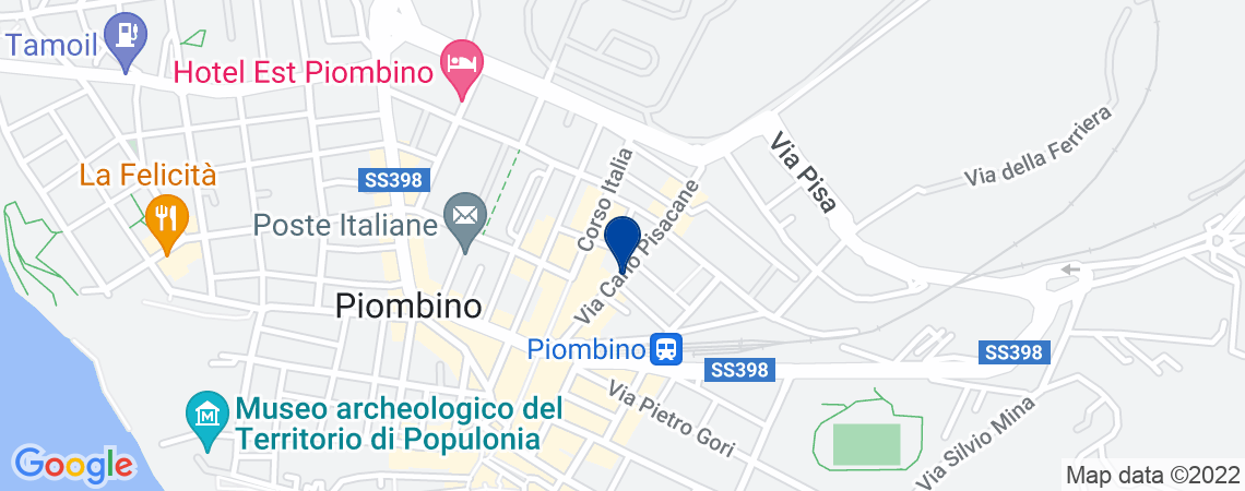 Magazzino, PIOMBINO