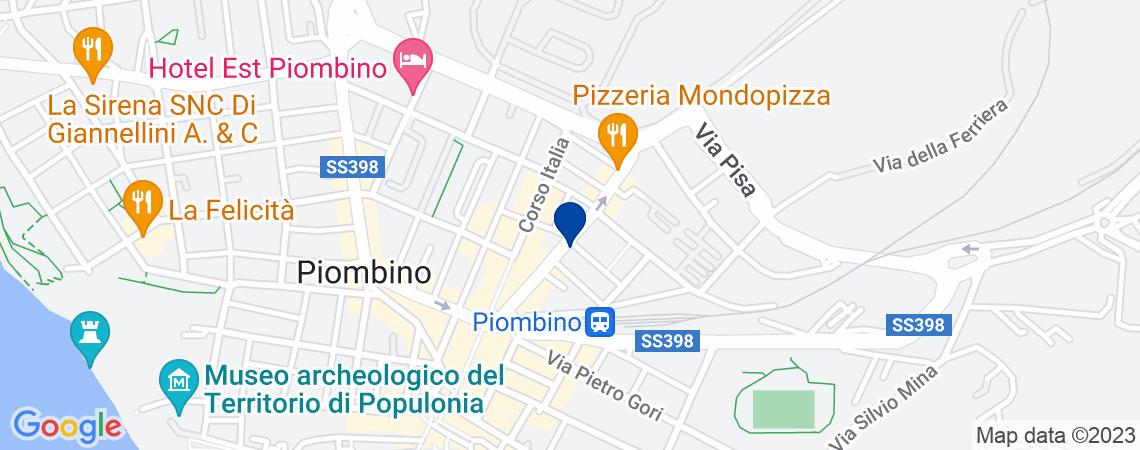 Fabbricato commerciale, PIOMBINO