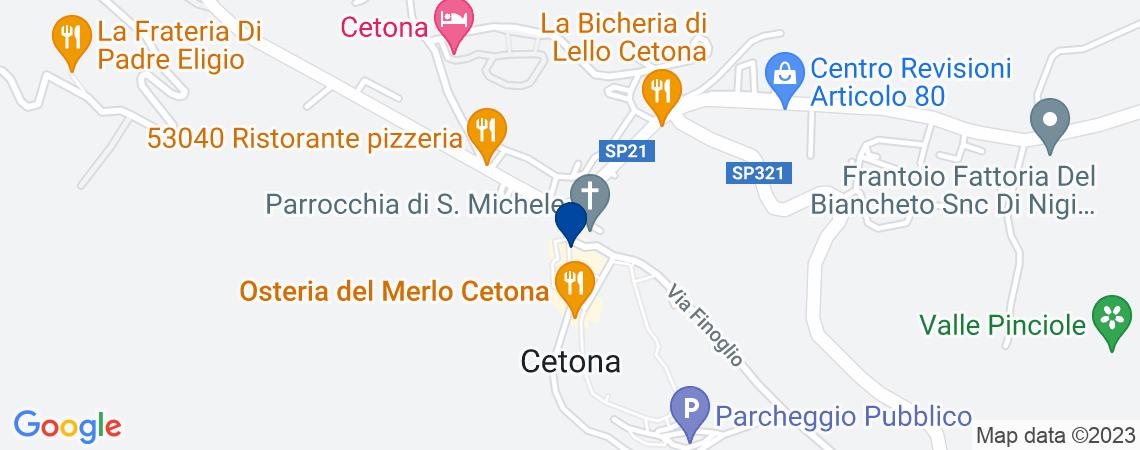 Appartamento a San Casciano dei Bagni in P...