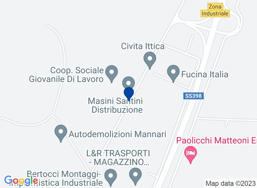 Fabbricato industriale, PIOMBINO