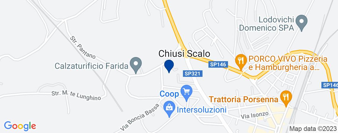 Opificio a CHIUSI, provincia di SIENA