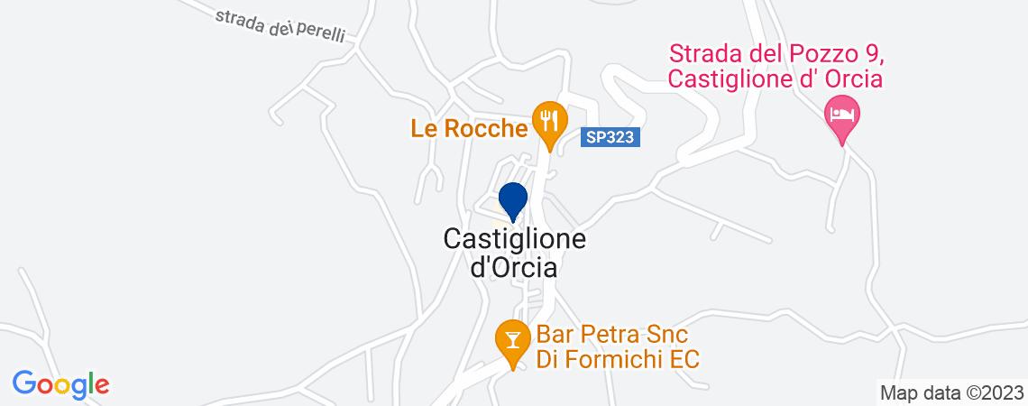 Appartamento a CASTIGLIONE D'ORCIA in loc....