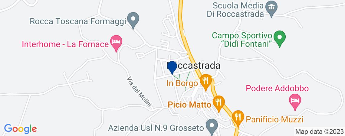 Fabbricato, ROCCASTRADA