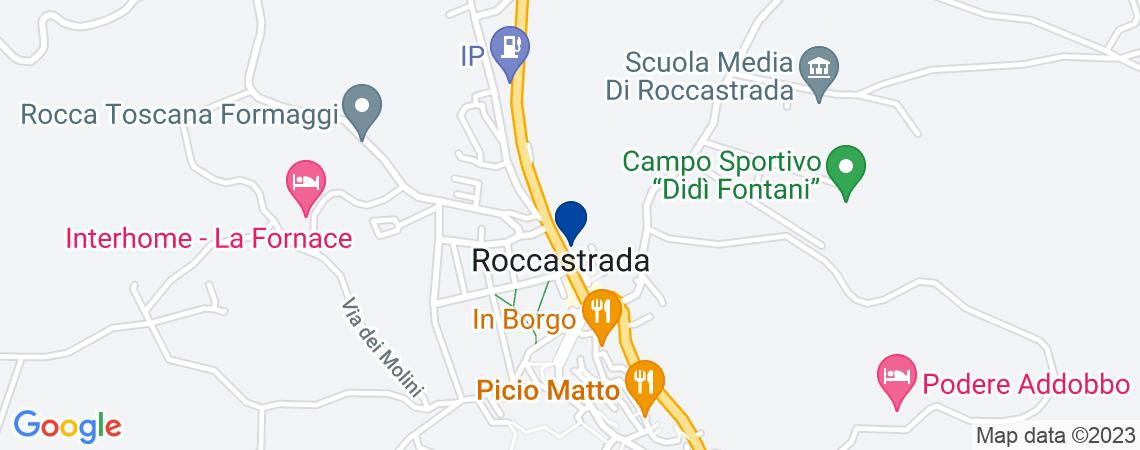 Appartamento 5 o più locali, ROCCASTRADA
