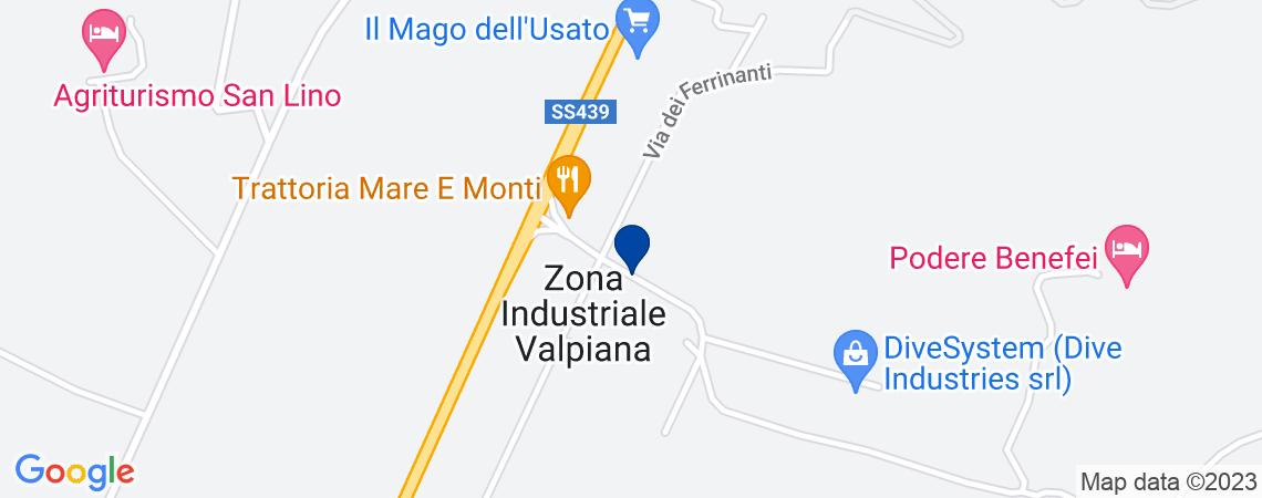 Opificio industriale, MASSA MARITTIMA