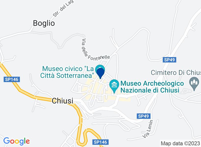 Locali commerciali a CHIUSI in Via II Cimi...