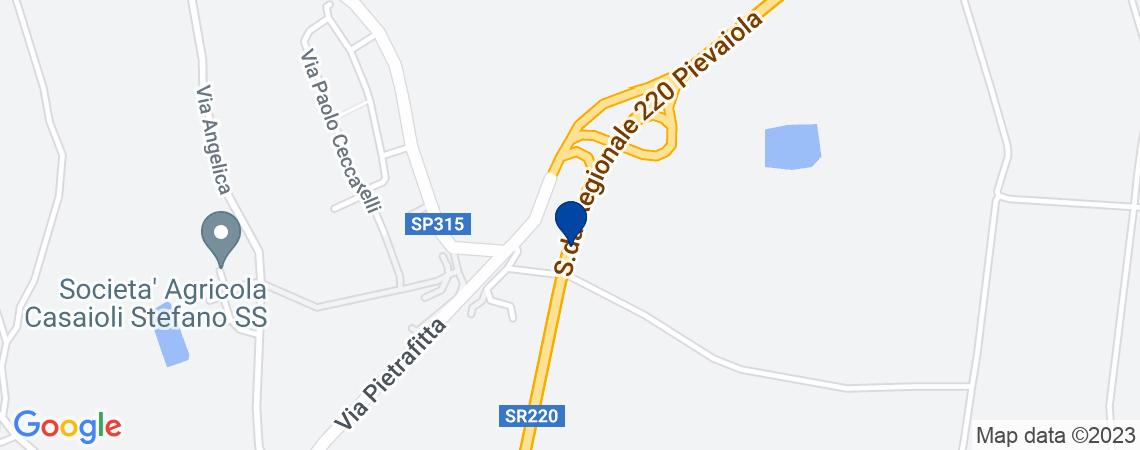 Fabbricato commerciale, PIEGARO