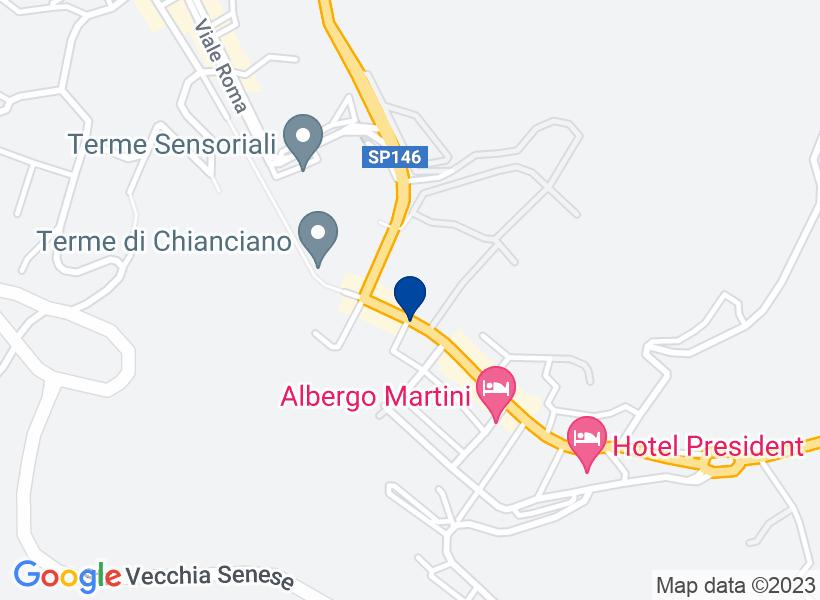 Locale commerciale a CHIANCIANO TERME - LO...