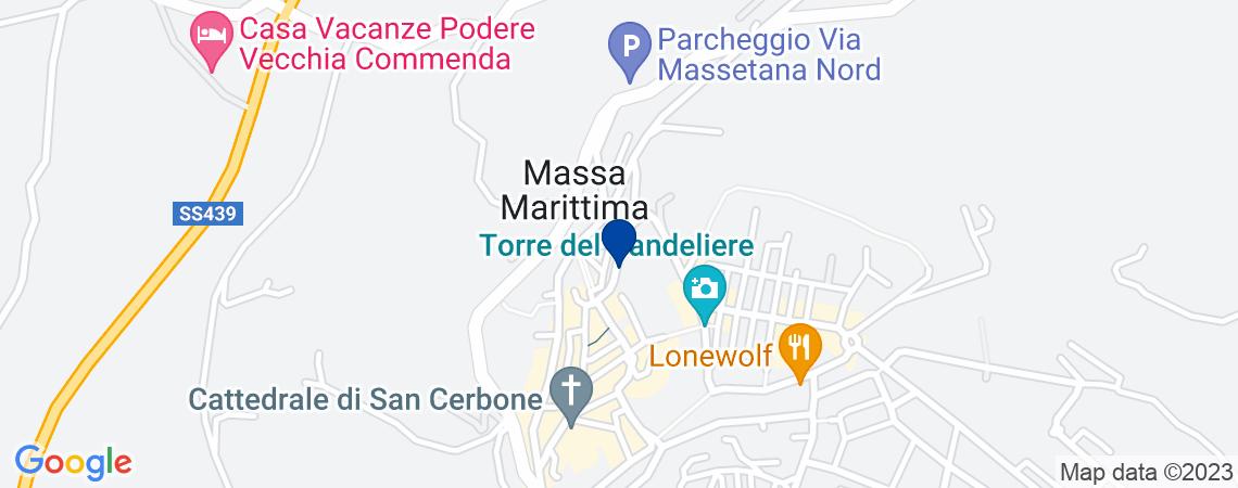 Fabbricato commerciale, MASSA MARITTIMA