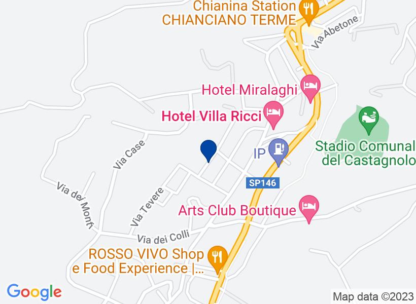 Appartamento a CHIANCIANO TERME in Via Tev...