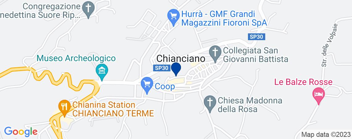 Appartamento a CHIANCIANO TERME in Via Man...