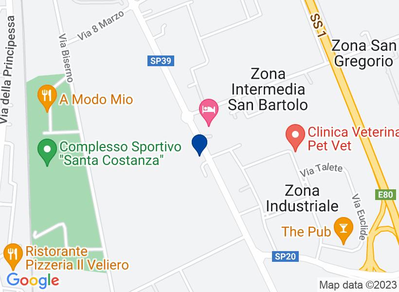 Villetta, SAN VINCENZO