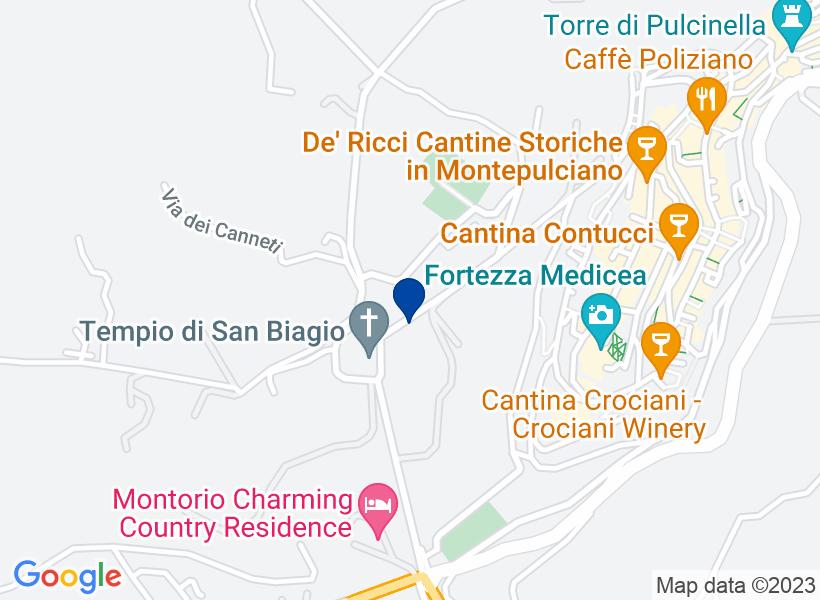 Fabbricati a MONTEPULCIANO in Via San Biag...
