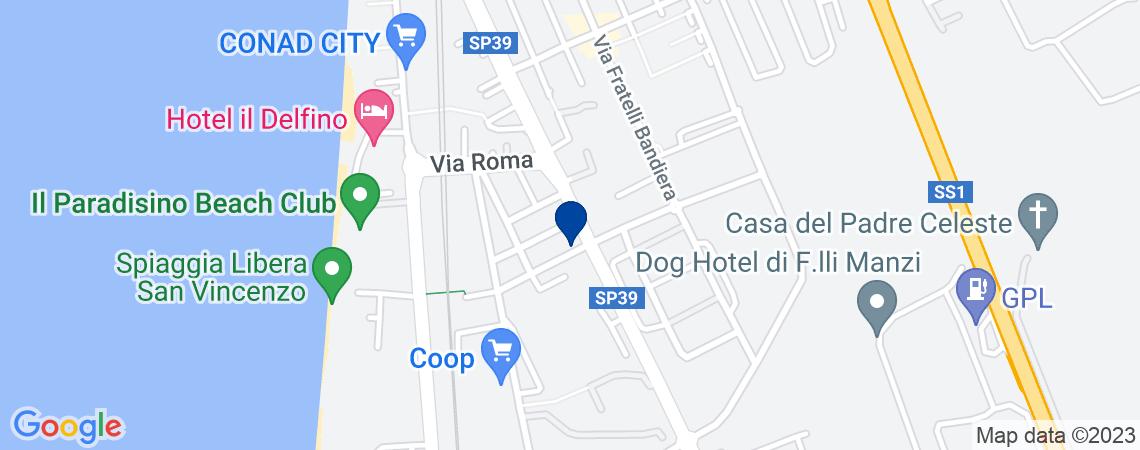 Appartamento, SAN VINCENZO