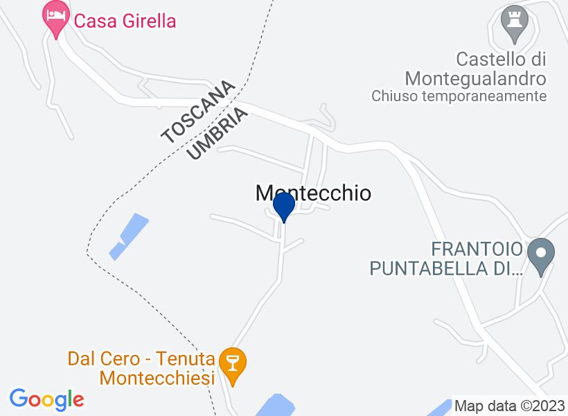 Terreno a CORTONA in località Montecchio, ...