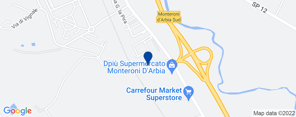 Capannone artigianale a MONTERONI D'ARBIA,...