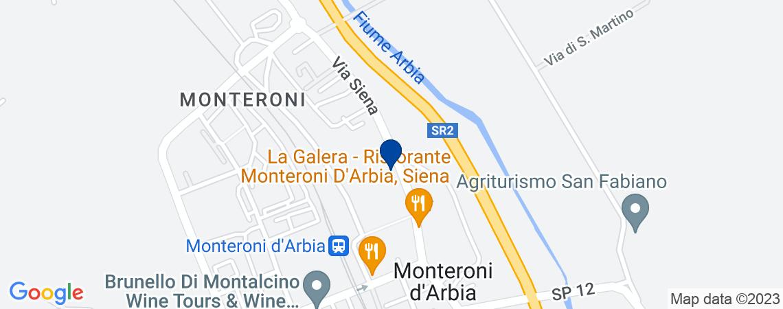 Appartamento a MONTERONI D'ARBIA in Via Ro...