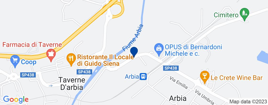 Magazzino ad ASCIANO, via Aretina - LOTTO ...