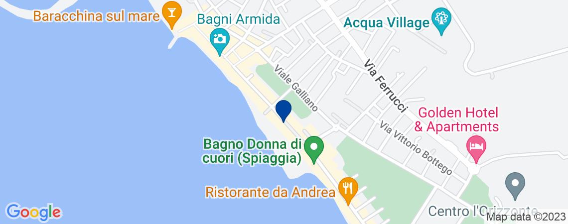 Albergo, CECINA