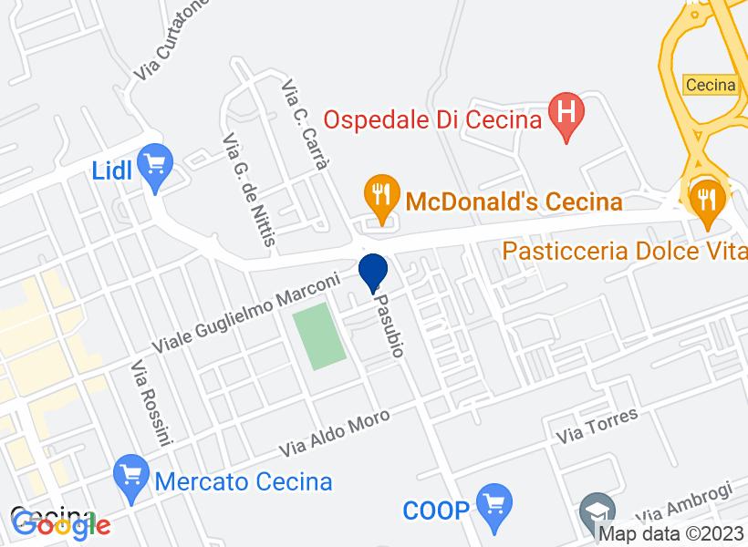 Magazzino, CECINA