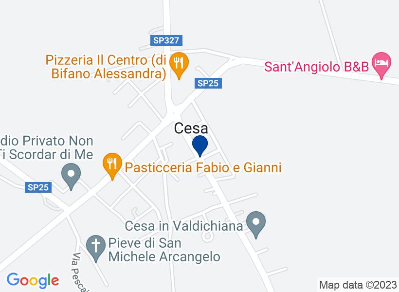 Magazzino e uffici a MARCIANO DELLA CHIANA...