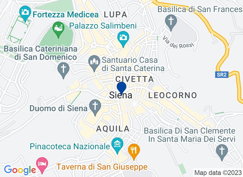 Villa, SIENA