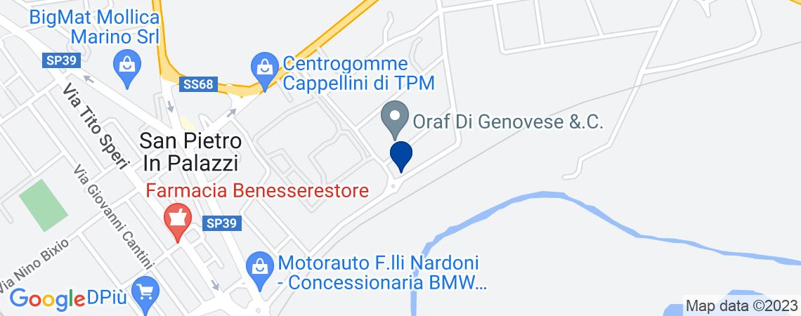 Fabbricato industriale, CECINA