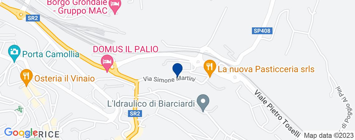Posti auto a SIENA, via Simone Martini - L...