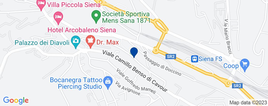 Garage a SIENA - LOTTO 207, provincia di S...