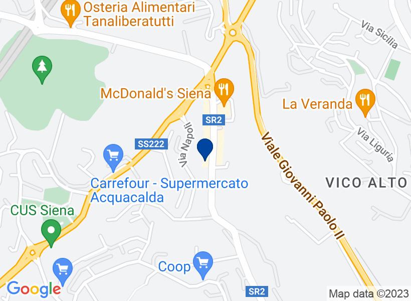 Ostello a Siena - via Fiorentina, provinci...