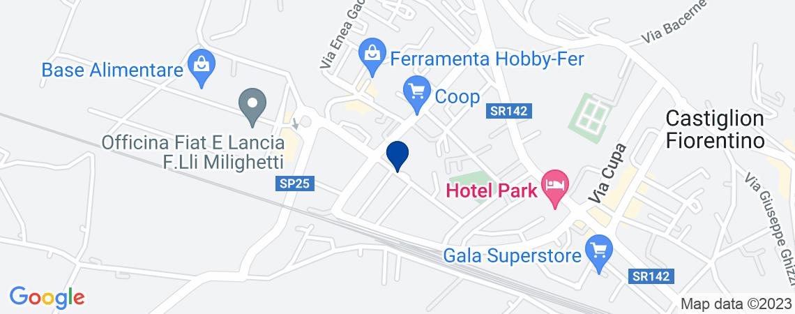 Appartamento a CASTIGLION FIORENTINO in Vi...