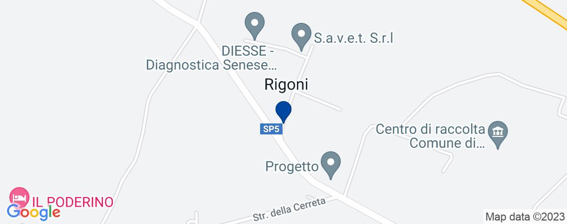 Opificio a MONTERIGGIONI in strada dei Lag...
