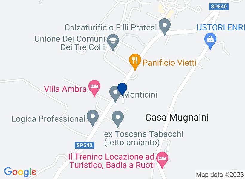 Fabbricato Industriale - Magazzino a BUCIN...