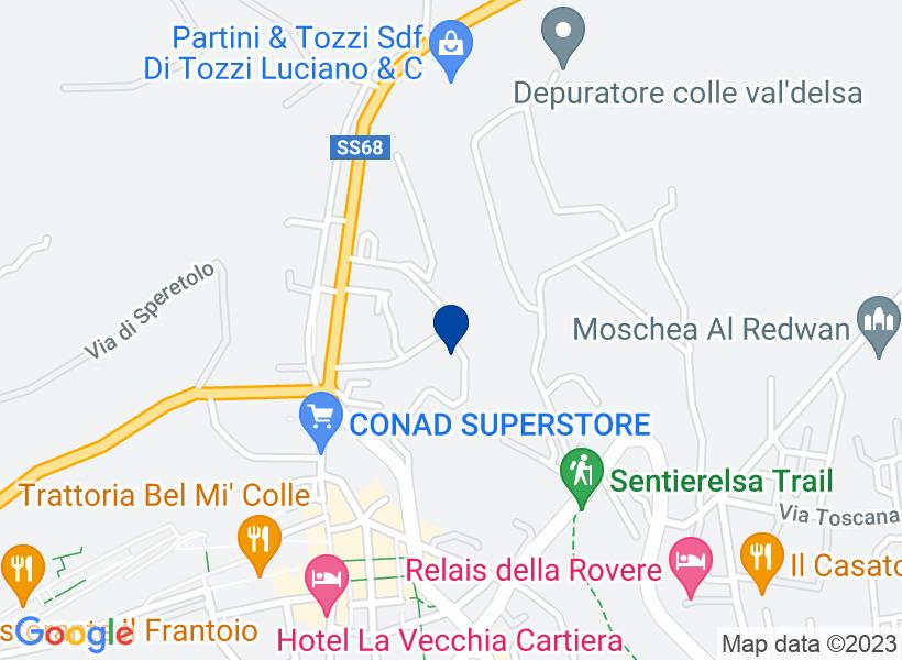 Appartamento a COLLE VAL D'ELSA in Via del...