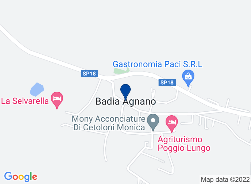 Ex discoteca a Bucine in fraz. Badia Agnan...