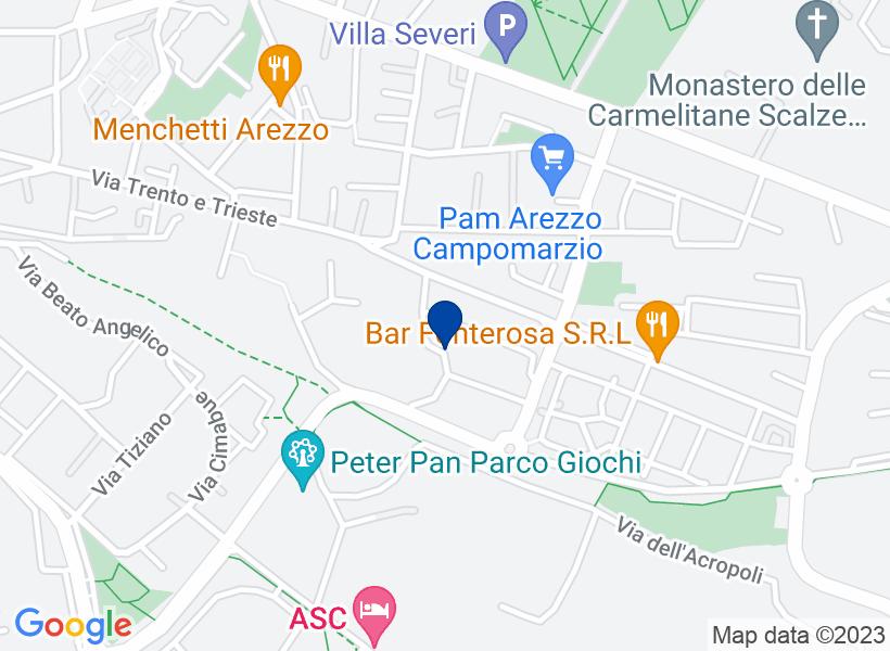 Villa ad AREZZO, provincia di AREZZO
