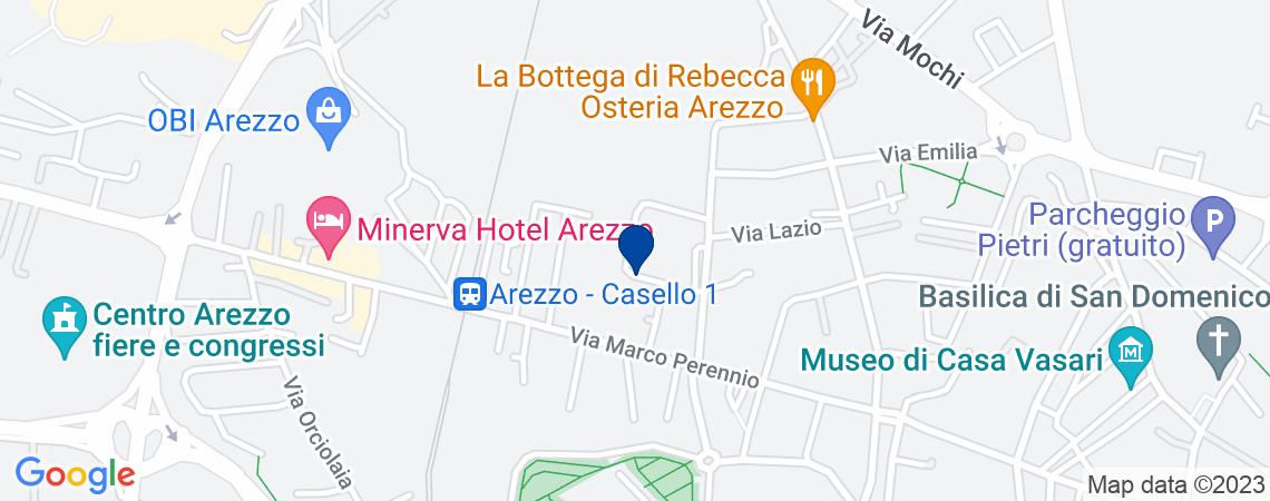 Appartamento ad Arezzo in Via Genova, prov...