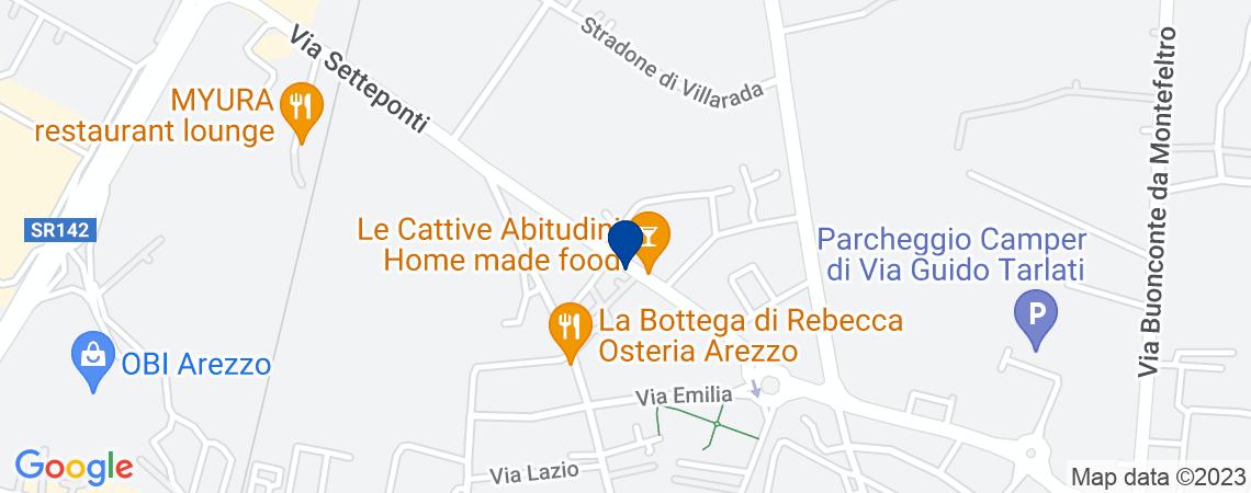 Appartamento ad AREZZO in Via Mochi, provi...