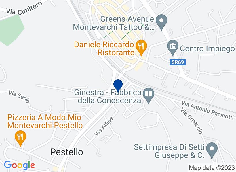 Terreno MONTEVARCHI in loc. Pestello - Lot...
