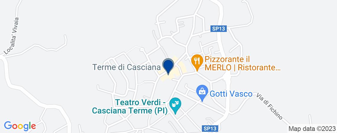 Terreno, CASCIANA TERME