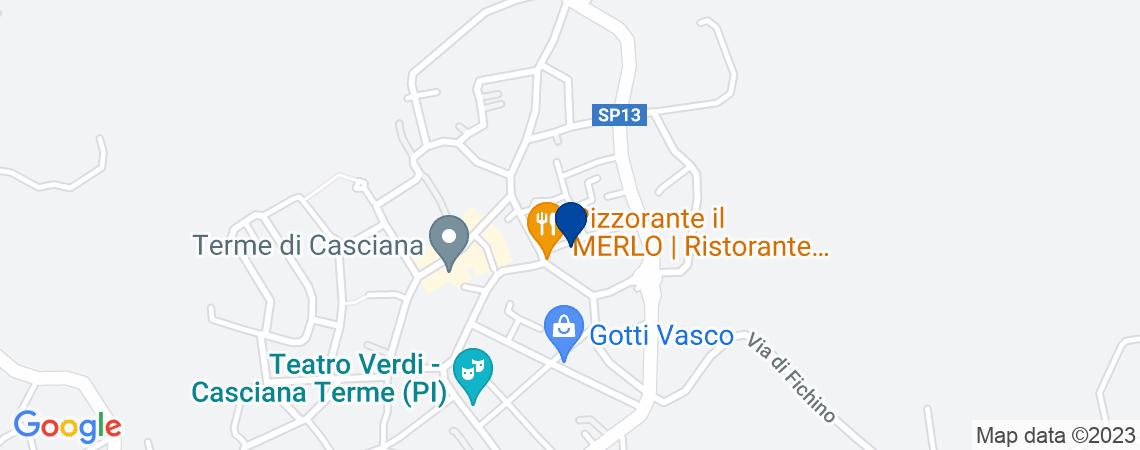 Laboratorio artigiano, CASCIANA TERME