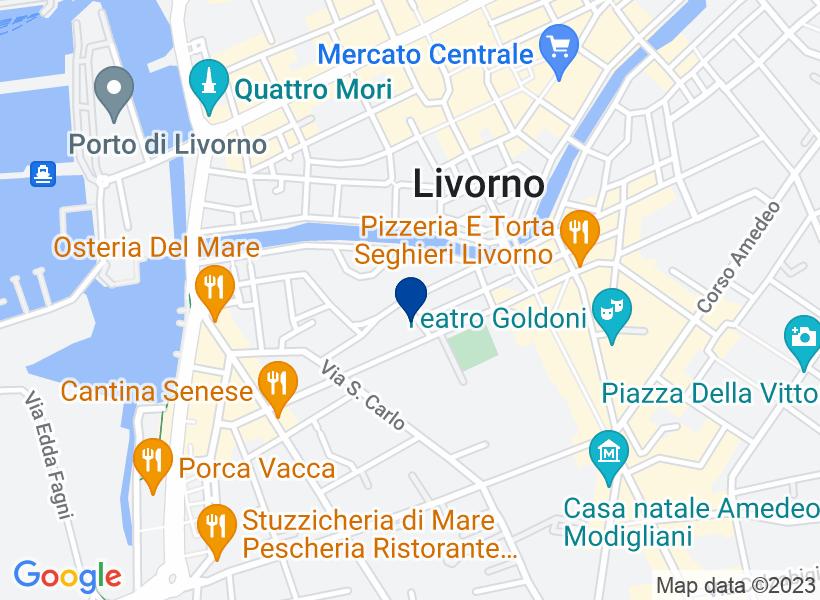 Fabbricato commerciale, LIVORNO