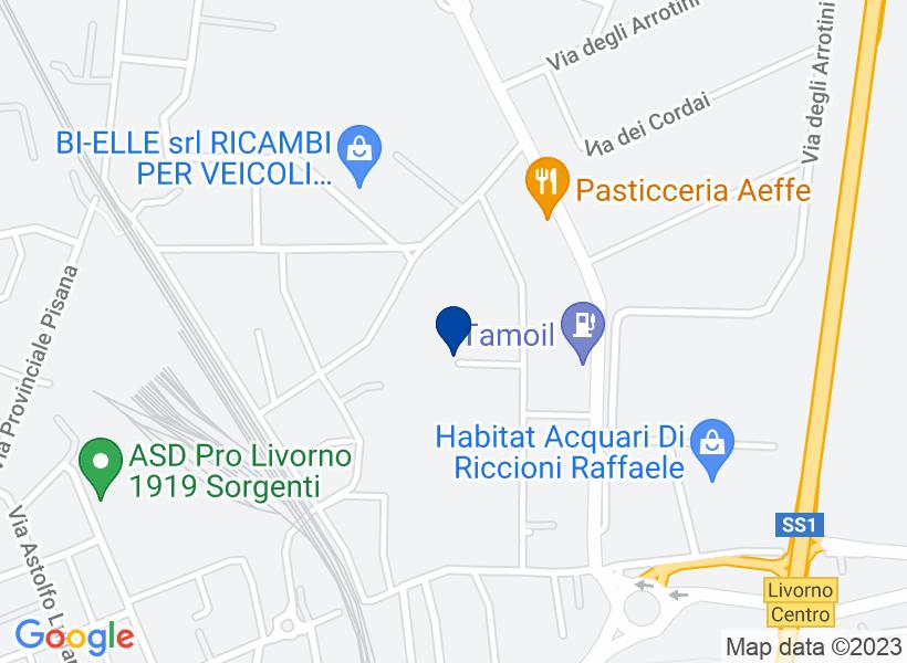 Fabbricato industriale, LIVORNO
