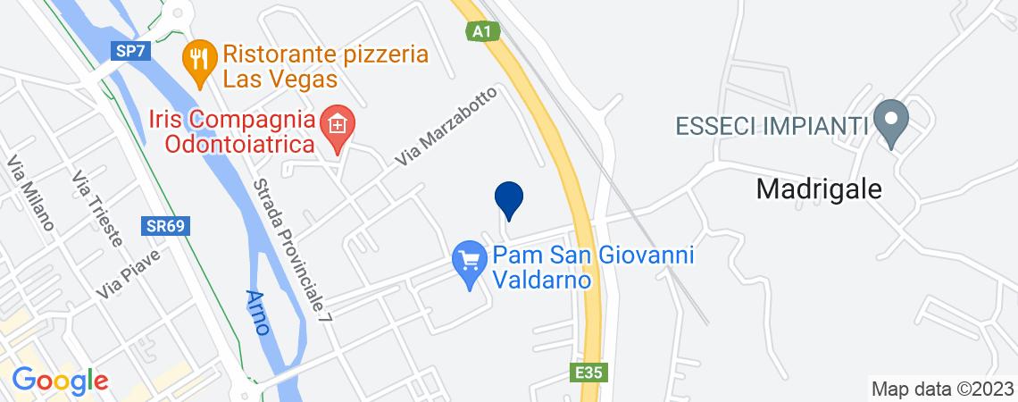 Appartamento a SAN GIOVANNI VALDARNO in Vi...