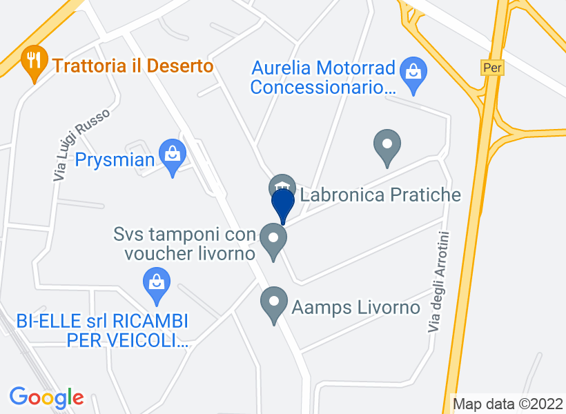 Ufficio, LIVORNO