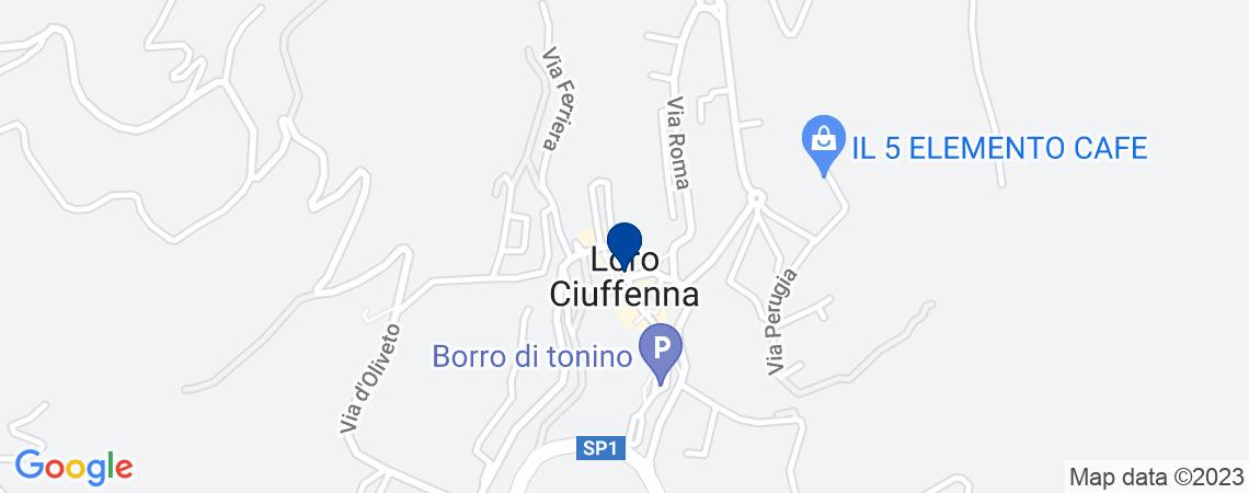 Appartamento e deposito a LORO CIUFFENNA i...