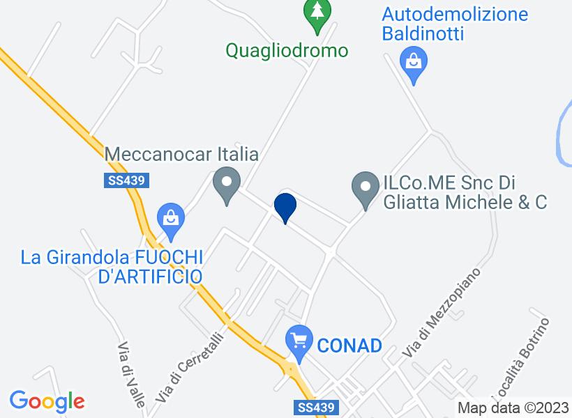 Laboratorio artigiano, CAPANNOLI