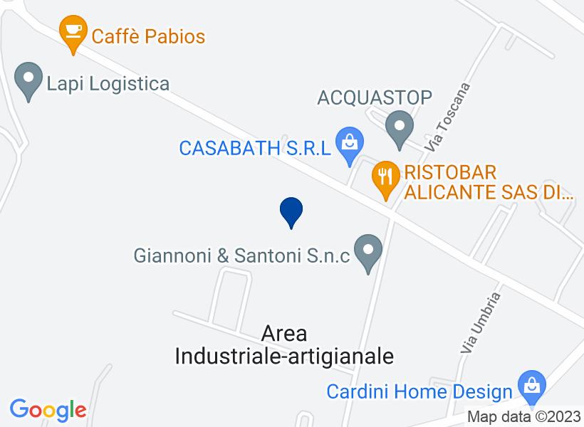Fabbricato industriale, CASCIANA TERME
