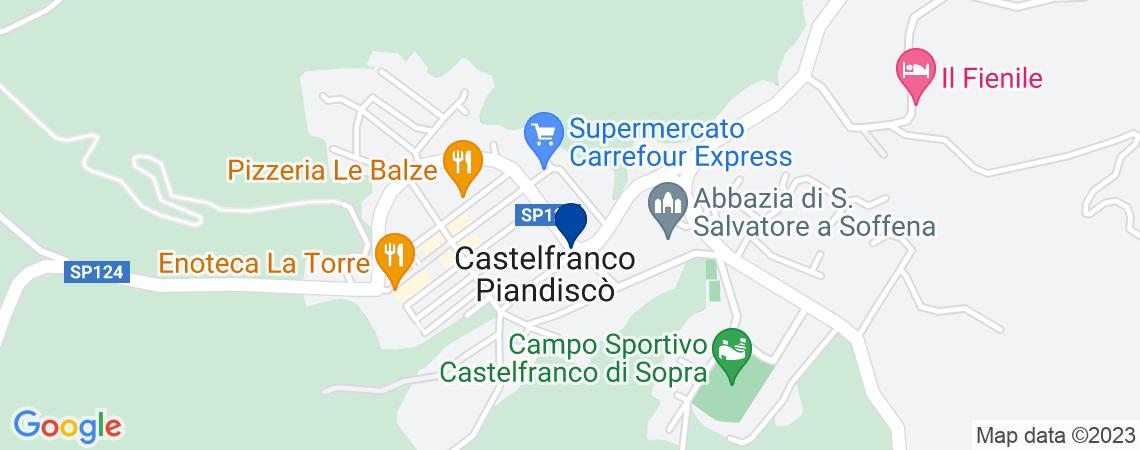 Locale commerciale a CASTELFRANCO PIANDISC...