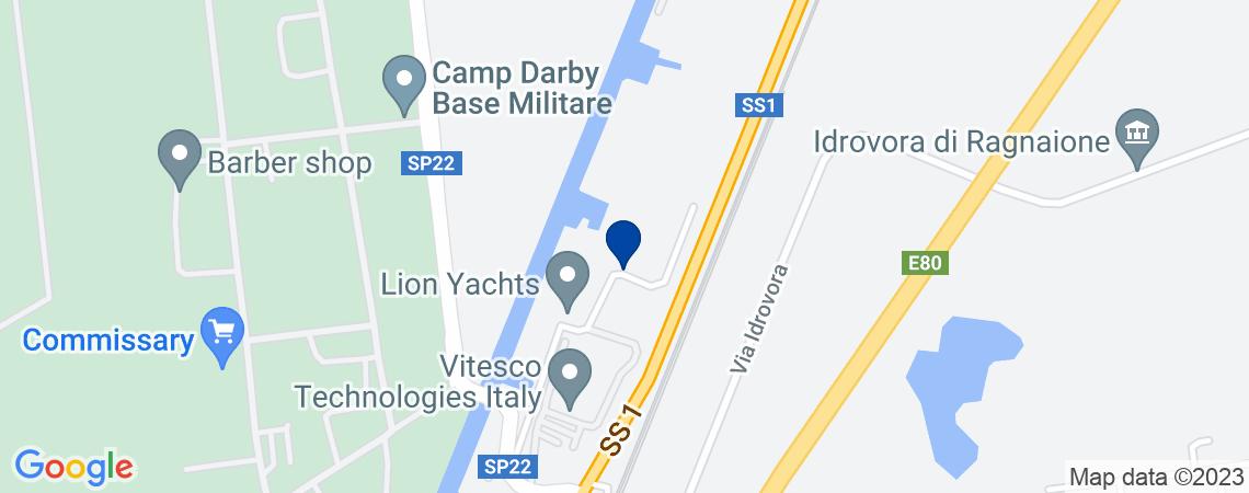 YACHT LEOPARD 27 - Imbarcazione da crocier...